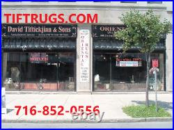 9x12 Chinese Rug Vintage Aubusson Peking Authentic 100% Wool Oriental Rug Fine
