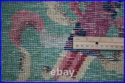 Cir 1920s ANTIQUE ART DECO WALTER NICHOLS CHINESE RUG 8.10x11.6 AMAZING COLORS