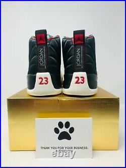 Nike Air Jordan 12 Retro'Chinese New Year' CI2977-006 Size 10.5