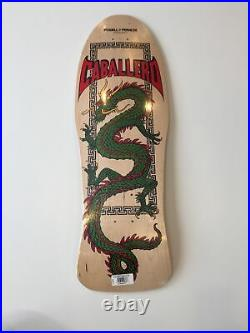 Powell Peralta Caballero Reissue Chinese Dragon Old School Skateboard Deck New