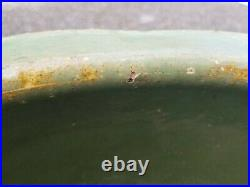 Vintage Chinese Shiwan Dragons Pot Planter 18x19.5